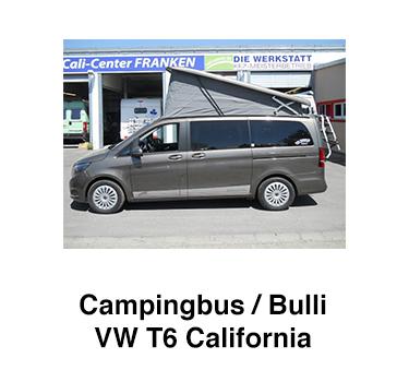 Campingbus mieten für  Deutschland