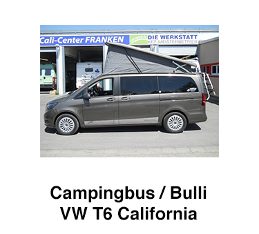 Campingbus mieten