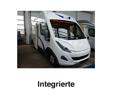 Integrierte Wohnmobile in  Wuppertal