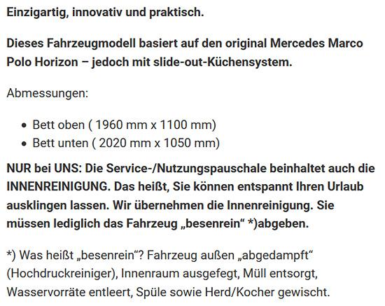 Marco Polo Reisemobil in 76530 Baden-Baden