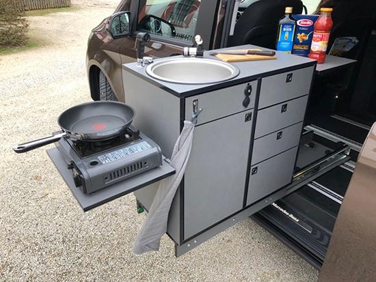 Reisemobil mit Kochfunktion für 76530 Baden-Baden