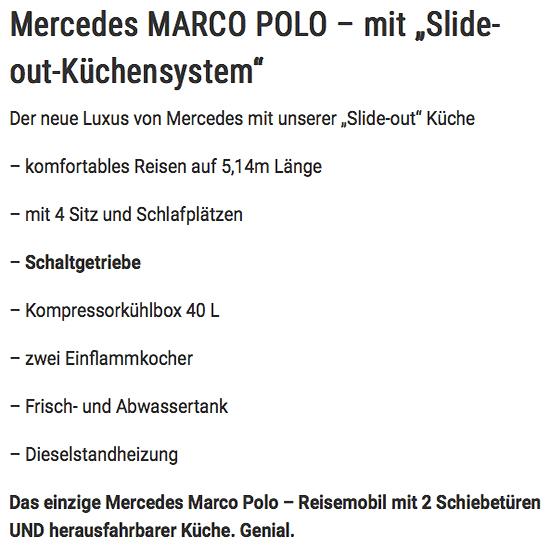 Reisemobil mit Schiebetüren aus  Baden-Baden