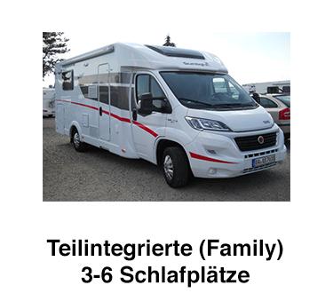 Wohnmobile mit Schlafplätze in  Deutschland