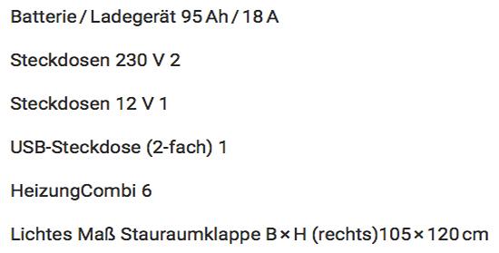 günstige Wohnmobile in 21365 Adendorf