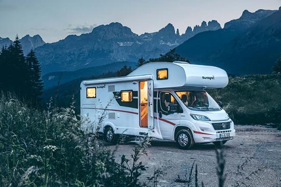 welcher Campingbus passt zu mir in  Schleswig-Holstein